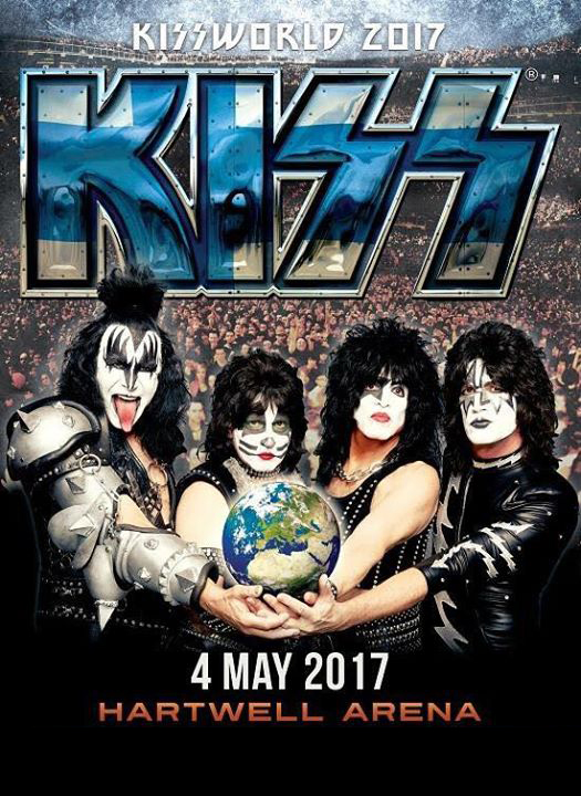 KISS -Hartwall