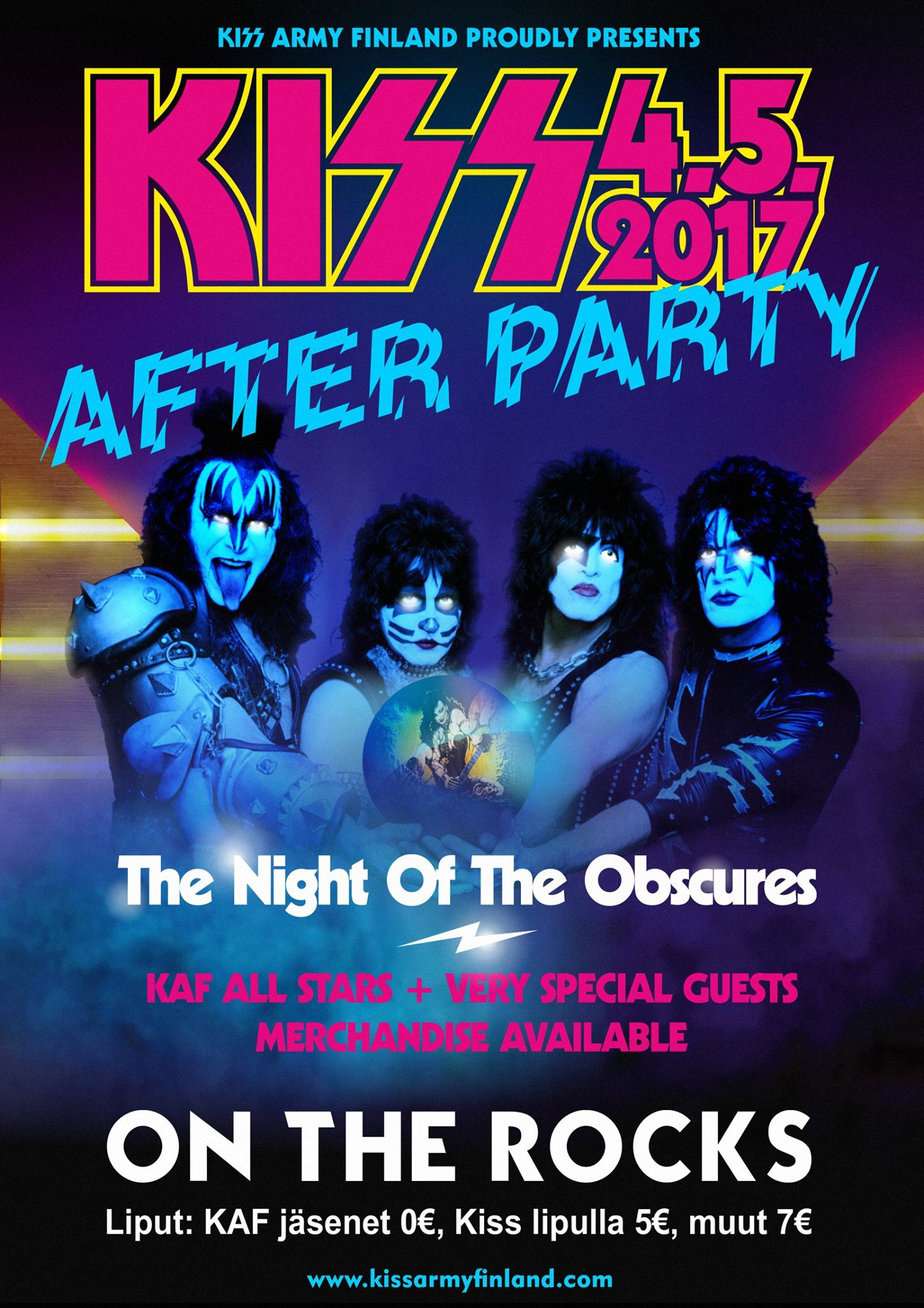 KISS After Party