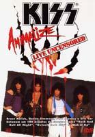 KISS Animalice live uncensored